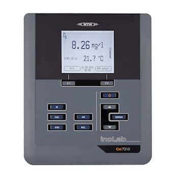 WTW DO 7310 inoLab 7310 advanced DO benchtop meter with galvanic probe