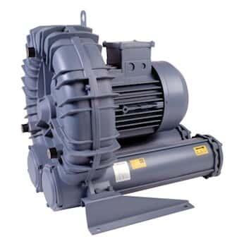 FPZ SCL K10 Regenerative Blowers, 556 cfm (15,744 L/min), 208-230/460 VAC, 20 Hp