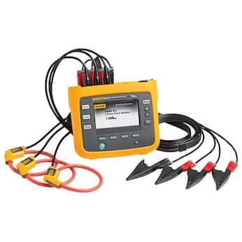 Fluke 3540 FC Three-Phase Power and Condition Monitor