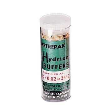 Metrepak 273,PH7 pH 校准缓冲液胶囊, 7.0, 绿色, 10 个/标本瓶