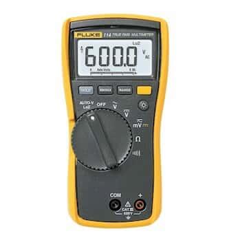 Fluke 114 Electrical True RMS Multimeter