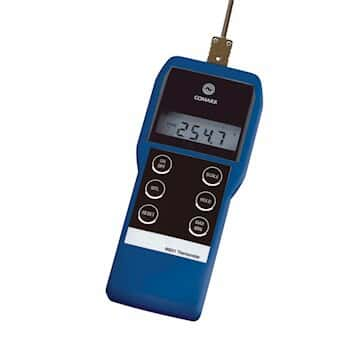 COMARK N9002 Waterproof thermocouple thermometer, Dual Input