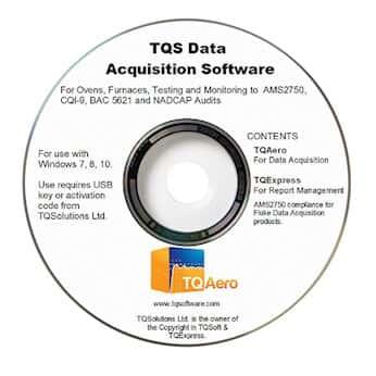 Fluke Calibration TQAero  Thermal Validation Software