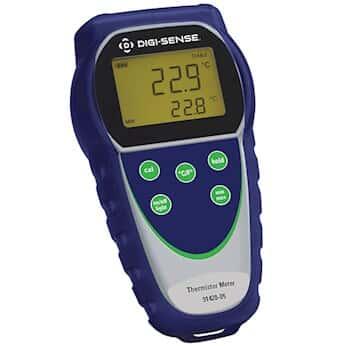 Digi-Sense Temp-14 Single-Input Thermistor Thermometer