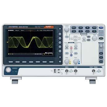 GW Instek GDS-2102E Digital Storage Oscilloscope, 100 MHz, 2-channel