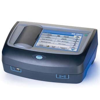 Hach DR3900 Benchtop Visible Spectrophotometer with RFID