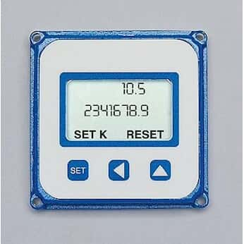 Masterflex Panel Mount Flow Controller, Pulse Input, 4-20 mA Output