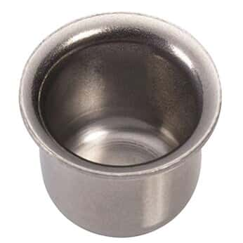 IKA 1749500 Combustion crucibles for calorimeters; stainless steel; 25/pk