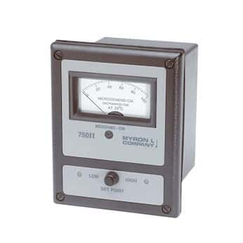 Myron L 758II-115 Digital Conductivity/TDS Controller, 0 to 200.0 µS