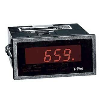 Monarch ACT3X-1-1-4-3-1 ACT3X Panel Mount Tachometer/Totalizer; 4-20mA/Ethernet/100-240VAC
