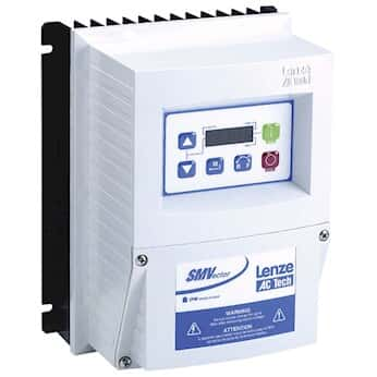 AC Drive/Frequency Inverter, NEMA 4X, 0.5 HP, 0.37 kW, 1 or 3 In/3 Out; 200-240V