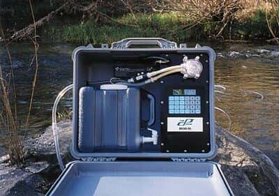 Manning PSB4A2A2A1F2 Portable Peristaltic Sampler