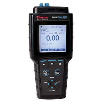 Thermo Scientific STAR A222 Star A222 Conductivity Portable Meter Kit