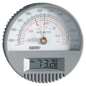 Oakton Wd-03316-80:Barometer W Digital Thermometer