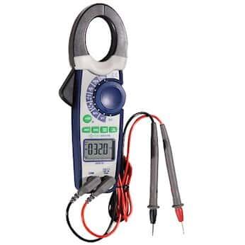 Digi-Sense 1000A AC/DC Clamp Meter with NIST-Traceable Calibration