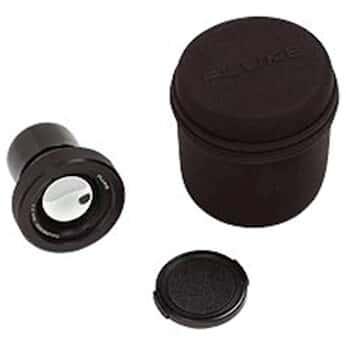 Fluke FLK-LENS/WIDE2 Thermal Imager Wide-Angle Lens, 2x