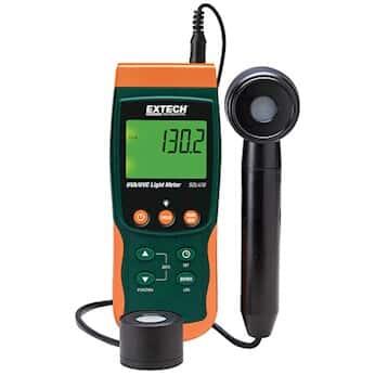 Extech SDL470 UVA/UVC Data Logging Light Meter