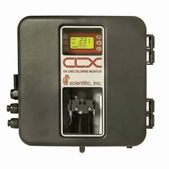 HF Scientific 20040 Online Chlorine Monitor, 100 to 240 VAC, 47 to 63 Hz
