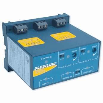 Flowline LC92-1001 Remote Isolation Level Controller; 2 SPDT, 3 Sensor