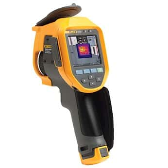Fluke Ti401 PRO 60 Hz Professional Thermal Imager; 307,200 Pixels in Infrared Mode