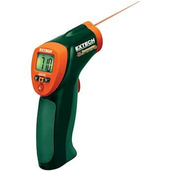 Extech 42510A Compact Infrared Thermometer (12: 1)