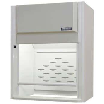HEMCO UniFlow CE AireStream Fume Hood w/ Vapor Proof Light,  36