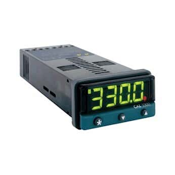 West Controls 330000000 1/32-DIN Temp. controller with single-line display, SSRD, relay, 100-240 VAC