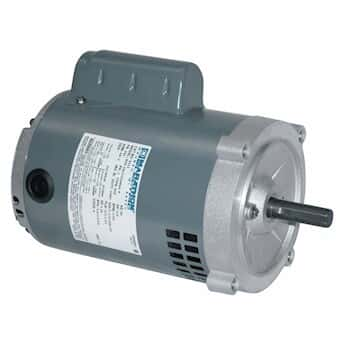 Three-Phase ODP Motor, 56C, 0.33 HP/3600 rpm; 208-230/460 V