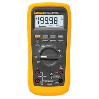 Fluke 87V MAX Industrial True RMS Digital Multimeter