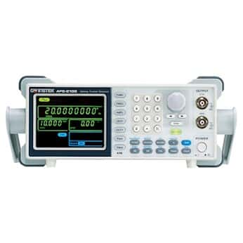 GW Instek AFG-2105 Function Generator, 1 Ch., 5 MHz