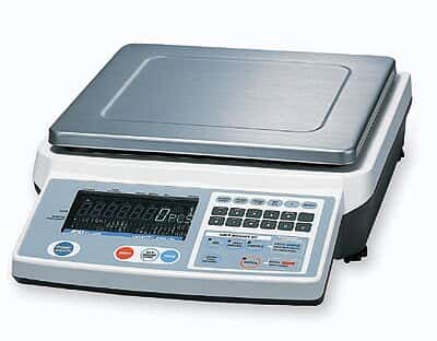 A&D Weighing FC-50KI Counting Scale, 50, 000g Capacity