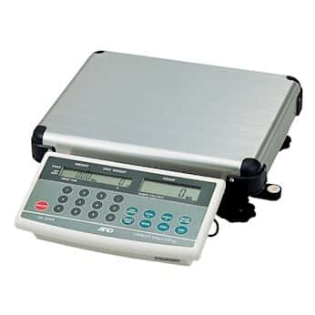 A&D Weighing HD-12KB Counting Scale 30lb x 0.005 Lb / 12kg x 2g