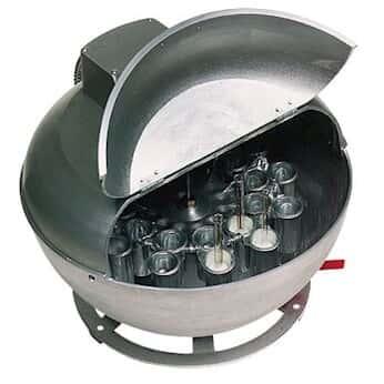 Babcock 110V, 60Hz centrifuge; 24 bottle capacity
