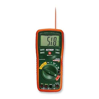 Extech EX470 True-RMS Multimeter with Infrared Temperature