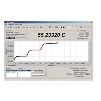 Fluke Calibration Thermal Validation Reference Binder on CD