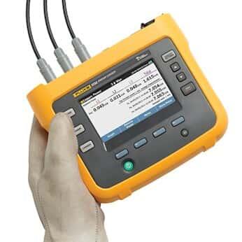 Fluke 1732/EUS Energy Logger, with Flex Probes