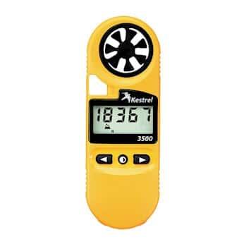 Kestrel 3500 Pocket Wind Meter, waterproof