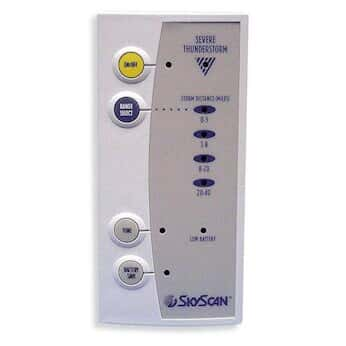 General Tools & Instruments LD50 Deluxe Lightning/Storm Detector
