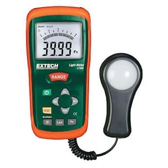 Extech LT300 Precision Digital Light Meter