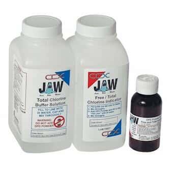 HF Scientific 09955 Free Chlorine Reagent, powder, 12 month supply