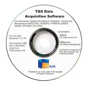 Fluke Calibration TQSoft Thermal Validation Software with IQ/OQ Documents