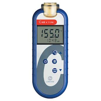 COMARK C48 Food Service NSF Waterproof Thermocouple Thermometer, Type-K