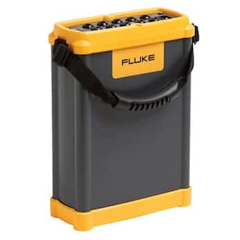 FLUKE-1750/ET Three-Phase Power Recorder with four 400A current probes and PC tablet
