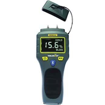 General Tools TS06 ToolSmart™Moisture Meter