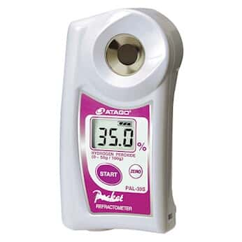 Atago PAL-39S Special-scale Refractometer, Hydrogen Peroxide