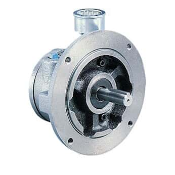 Gast Direct-Drive NEMA type 56 C-Face Air motor, 3/4 hp