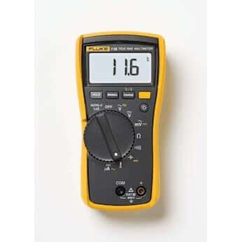 Fluke 116 HVAC Digital Multimeter w/ Temperature