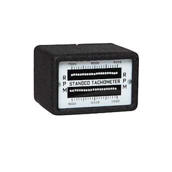Sticht 9285 Compact Vibrating Reed Tachometer; 7,000 to 11,000 rpm