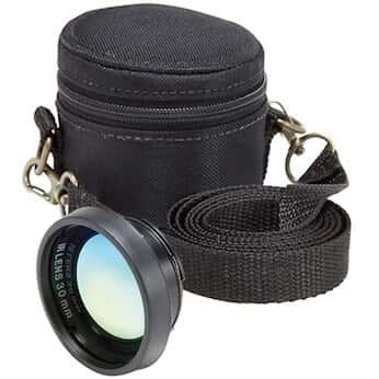 Flir 1196961 30mm Lens, FOV 15 x 11.3 with Case for A3xx Camera