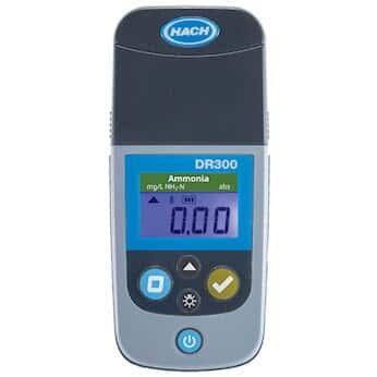 Hach DR 300 Ammonia Nitrogen Pocket Colorimeter